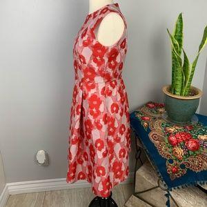 MaxMara Dresses - MaxMara Shine Coral FloralPrint Dress